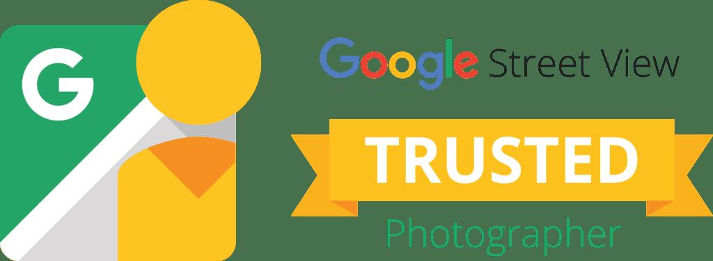 Badge photographe google street view