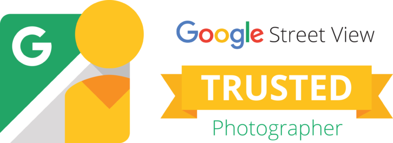 Badge photographe google street view