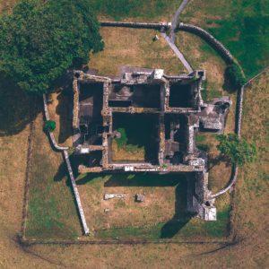 photo aerienne chateau photographe pilote de drone carcassonne perpignan