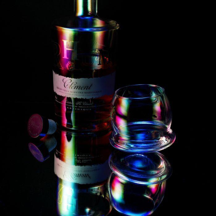 photo de produit bouteille de rhum photographe packshot carcassonne perpignan